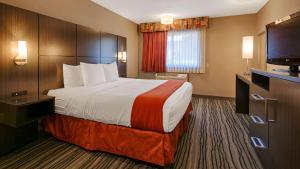 Best Western Riverside Inn, Отели  Danville - big - 13