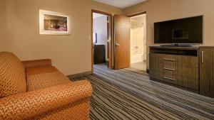 Best Western Riverside Inn, Отели  Danville - big - 11