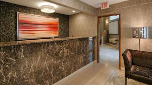 Best Western Riverside Inn, Отели  Danville - big - 24