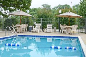 Best Western Riverside Inn, Отели  Danville - big - 31
