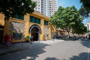 Hotel Kuretakeso Tho Nhuom 84, Hotels  Hanoi - big - 116