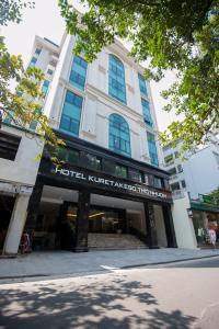 Hotel Kuretakeso Tho Nhuom 84, Hotel  Hanoi - big - 117