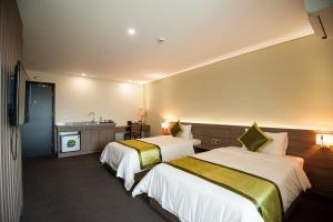 Hotel Kuretakeso Tho Nhuom 84, Hotel  Hanoi - big - 125