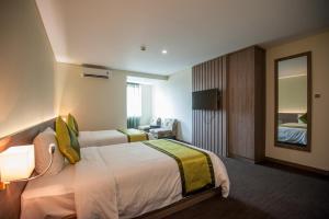 Hotel Kuretakeso Tho Nhuom 84, Hotel  Hanoi - big - 126