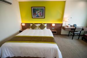 Hotel Kuretakeso Tho Nhuom 84, Hotel  Hanoi - big - 127