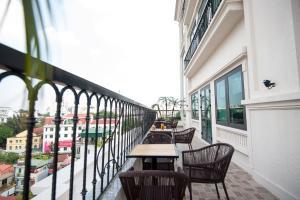 Hotel Kuretakeso Tho Nhuom 84, Hotels  Hanoi - big - 129