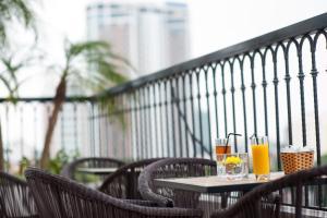 Hotel Kuretakeso Tho Nhuom 84, Hotels  Hanoi - big - 131
