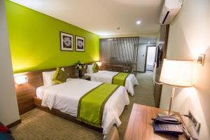 Hotel Kuretakeso Tho Nhuom 84, Hotel  Hanoi - big - 54