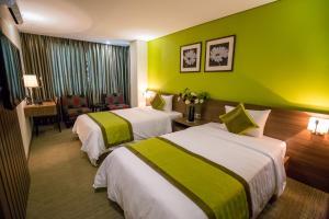 Hotel Kuretakeso Tho Nhuom 84, Hotels  Hanoi - big - 57