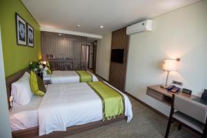 Hotel Kuretakeso Tho Nhuom 84, Hotel  Hanoi - big - 61