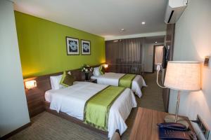 Hotel Kuretakeso Tho Nhuom 84, Hotel  Hanoi - big - 62