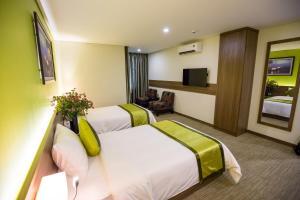 Hotel Kuretakeso Tho Nhuom 84, Hotels  Hanoi - big - 81