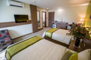 Hotel Kuretakeso Tho Nhuom 84, Hotels  Hanoi - big - 84