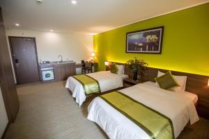 Hotel Kuretakeso Tho Nhuom 84, Hotel  Hanoi - big - 87