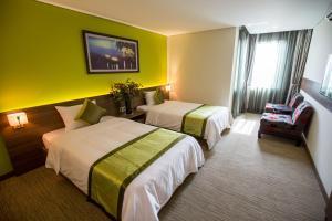 Hotel Kuretakeso Tho Nhuom 84, Hotel  Hanoi - big - 91
