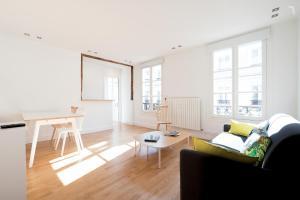 Sublime appartement Faubourg Saint Honoré