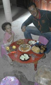 Chez Famille Berber, Проживание в семье  Мерзуга - big - 10