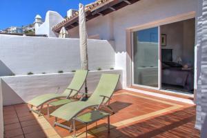 Penthouse with Sea Views, Appartamenti  Benahavís - big - 9