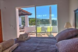 Penthouse with Sea Views, Appartamenti  Benahavís - big - 16