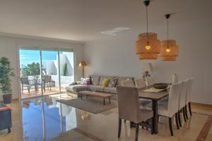 Penthouse with Sea Views, Appartamenti  Benahavís - big - 26