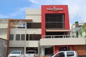 Кито - Hotel Saint Thomas
