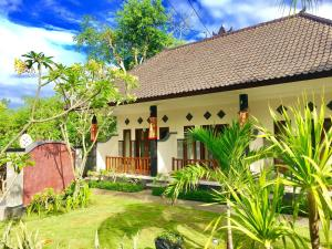 Nusa Garden Home Stay, Privatzimmer  Lembongan - big - 25