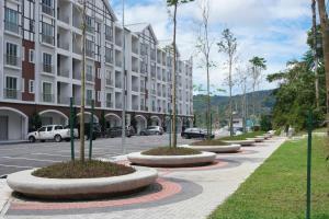 Somer Homestay, Apartmány  Tanah Rata - big - 8