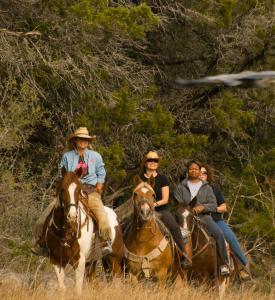 Бандера - Flying L Ranch Resort
