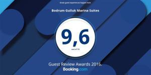 Bodrum Gulluk Marina Suites, Hotel  Gulluk - big - 56