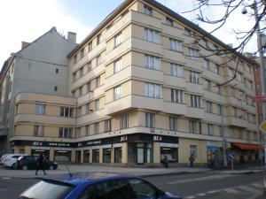 Apartment by Zizkov TV Tower