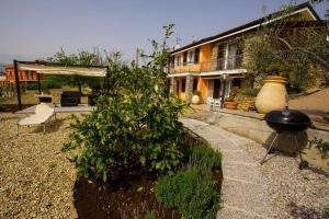 Casa Rosmarino, Дома для отпуска  Империя - big - 27