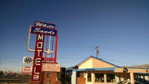 White Sands Motel, Motely  Alamogordo - big - 22
