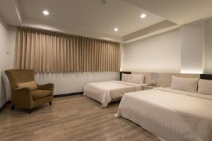 Lotus Yuan Business Hotel, Hotely  Zhongli - big - 9