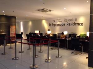 D'Esplanade - Bear House, Ferienwohnungen  Johor Bahru - big - 9