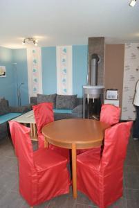 Fe Wo _Sommersprosse_, Appartamenti  Börgerende-Rethwisch - big - 13