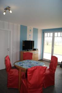 Fe Wo _Sommersprosse_, Appartamenti  Börgerende-Rethwisch - big - 7