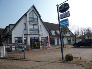 Fe Wo _Sommersprosse_, Appartamenti  Börgerende-Rethwisch - big - 6