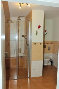 Fe Wo _Sommersprosse_, Appartamenti  Börgerende-Rethwisch - big - 3