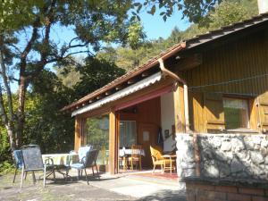 Chalet Regula, Prázdninové domy  Quinten - big - 23