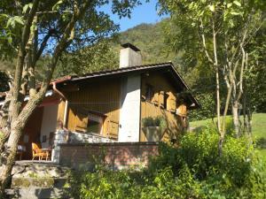 Chalet Regula, Prázdninové domy  Quinten - big - 17