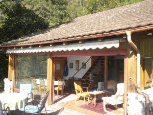 Chalet Regula, Prázdninové domy  Quinten - big - 18