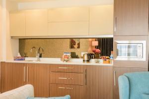 Bodrum Gulluk Marina Suites, Hotel  Gulluk - big - 26
