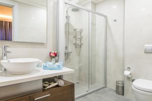 Bodrum Gulluk Marina Suites, Hotel  Gulluk - big - 28