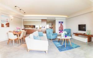 Bodrum Gulluk Marina Suites, Hotel  Gulluk - big - 35