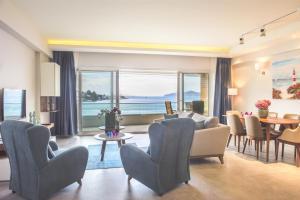 Bodrum Gulluk Marina Suites, Hotel  Gulluk - big - 36