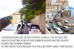 Casa Lucia, Ferienwohnungen  Ravello - big - 18