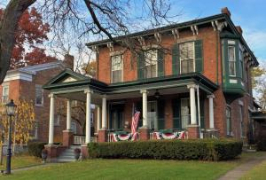 The Gridley Inn, Bed and breakfasts  Waterloo - big - 52