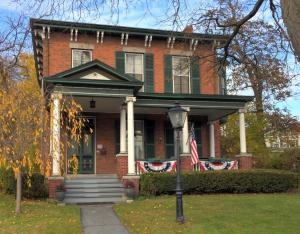 The Gridley Inn, Bed and breakfasts  Waterloo - big - 58