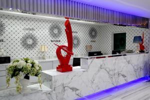 obrázek - Top High Airport Link Hotel, Bangkok