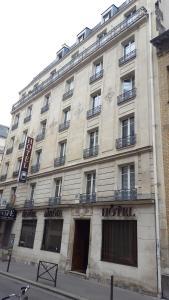 Париж - Hotel Media
